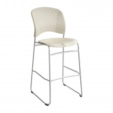 Reve™ Bistro-Height Chair Round Back - Latte