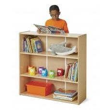 Young Time® Short Adjustable Shelf Bookcase