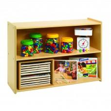 Value Line™ Narrow 2-Shelf Storage