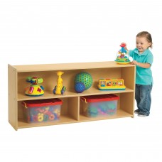 Value Line™ Toddler 2-Shelf Storage