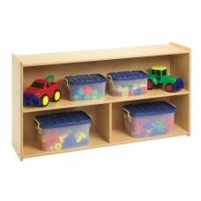 Value Line™ Preschool 2-Shelf Storage