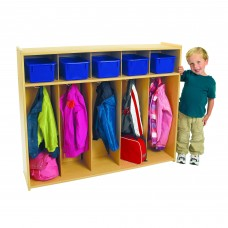 Value Line™ Toddler 5-Section Locker