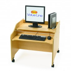 Value Line™ Single Computer Station