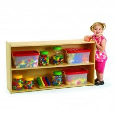 "Value Line™ 48""L 2-Shelf Storage"