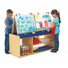 Value Line™ 4-Station Easel