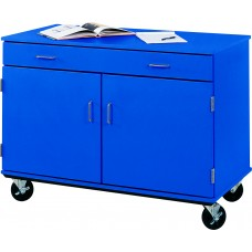 """36"""" Tall - Closed Drawer over Door Storage w/ Lock"""