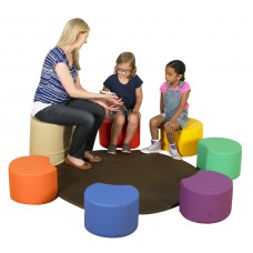 Painters Stool with Teachers Seat