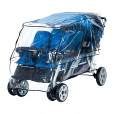 LX6™ Rain Cover - Transparent - N/A