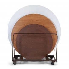 Edge Stacking RoundTable Truck - 28x55