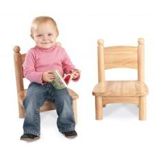 "Jonti-Craft® Wooden Chair Pairs - 7"" Seat Height"