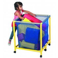 Mobile Equipment Toy Box - Square