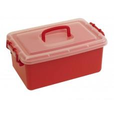 Jumbo Bin - Red