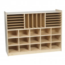 Value Line™ Birch Multi-Section Storage - Unit Only