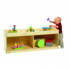 Value Line™ Birch Toddler Storage with Mirror Back