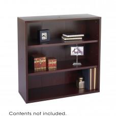 Apres™ Modular Storage Open Bookcase - Mahogany