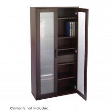 Apres™ Modular Storage Tall Cabinet - Mahogany