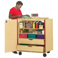 Jonti-Craft® Supply Cabinet