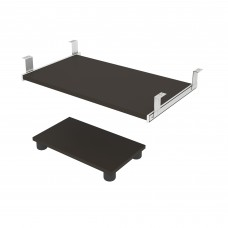 Prestige + keyboard shelf and CPU platform in Slate