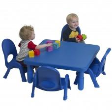 Toddler MyValue™ Set 4 Square - Royal Blue