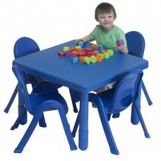 Preschool MyValue™ Set 4 Square - Royal Blue
