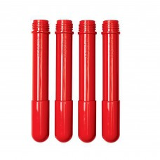 """Extra Table Legs 4 Pack - Candy Apple Red 18"""" Legs"""