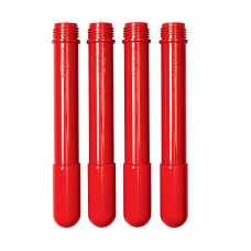 """Extra Table Legs 4 Pack - Candy Apple Red 20"""" Legs"""