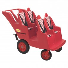 "4 Passenger Never Flat ""Fat Tire"" Bye-Bye Buggy®"