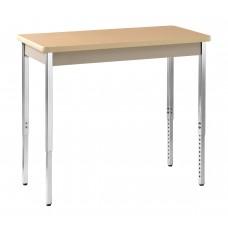 Sandusky® 40x20x29,Tables:Activity / Utility Tables, Putty/Oak