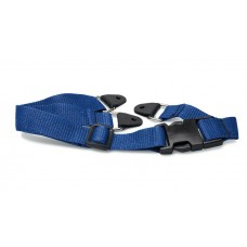 Wall Seat replacement belt kit - Royal Blue - N/A
