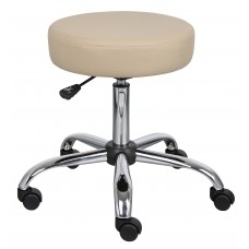Beige Caressoft Medical Stool