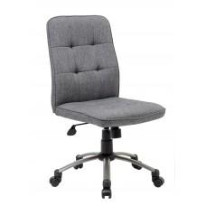 Modern Office Chair - Slate Grey