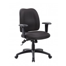 Multi-Function Task Chair w/ Seat Slider