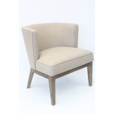 Ava Accent Chair - Beige