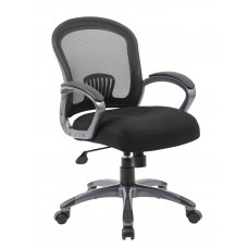 Ergonomic Mesh Task Chair - Mid Back