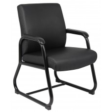 Heavy Duty Caressoft Guest Chair