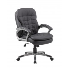 Executive Mid Back Pillow Top Chair
