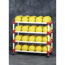 Ball Wall 4 Shelf (40 balls)