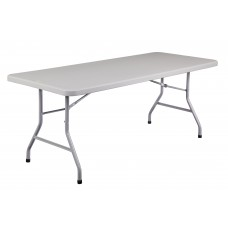 Molded Folding Table 30X72