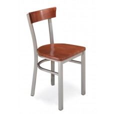 Finley Chair - All Wood - Painted