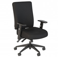 Bush Business Furniture Accord High Back Deluxe Multifunction Office Chair