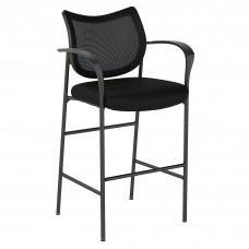 Bush Business Furniture Corporate Mesh Back Standing Desk Stool