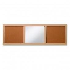 CH4107 Corkboard Mirror Panel