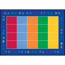 ABC Squares - Rectangular Large