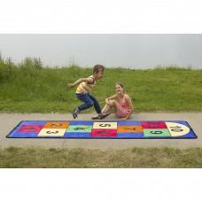 Jumbo Large Hopscotch - Rectangular