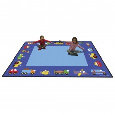 Learning Carpets Vehicles - Rectangular Small