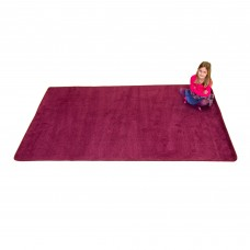 Cranberry Solid - Rectangular Small