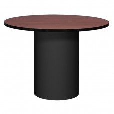 "42"" Round Conference Table - Dixie Oak"