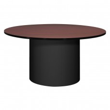 "60"" Round Conference Table - Folkstone Gray"