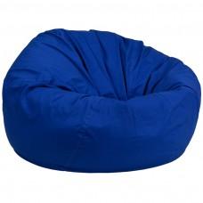 Oversized Solid Royal Blue Bean Bag Chair [DG-BEAN-LARGE-SOLID-ROYBL-GG]