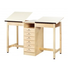 2 Station Art/Drafting Table